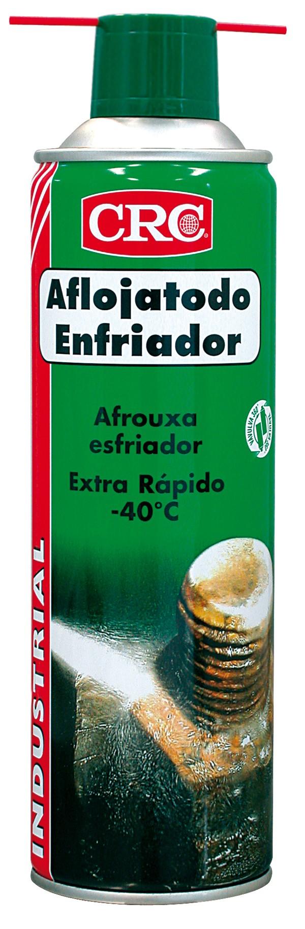 ACEITE AFLOJATODO ENFRIADOR CRC 500 ML
