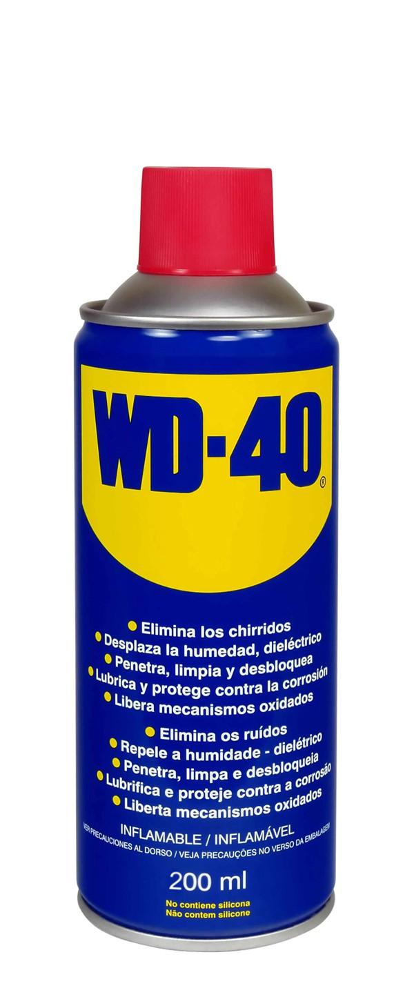 ACEITE MULTIUSO AEROSOL WD-40 200 ML