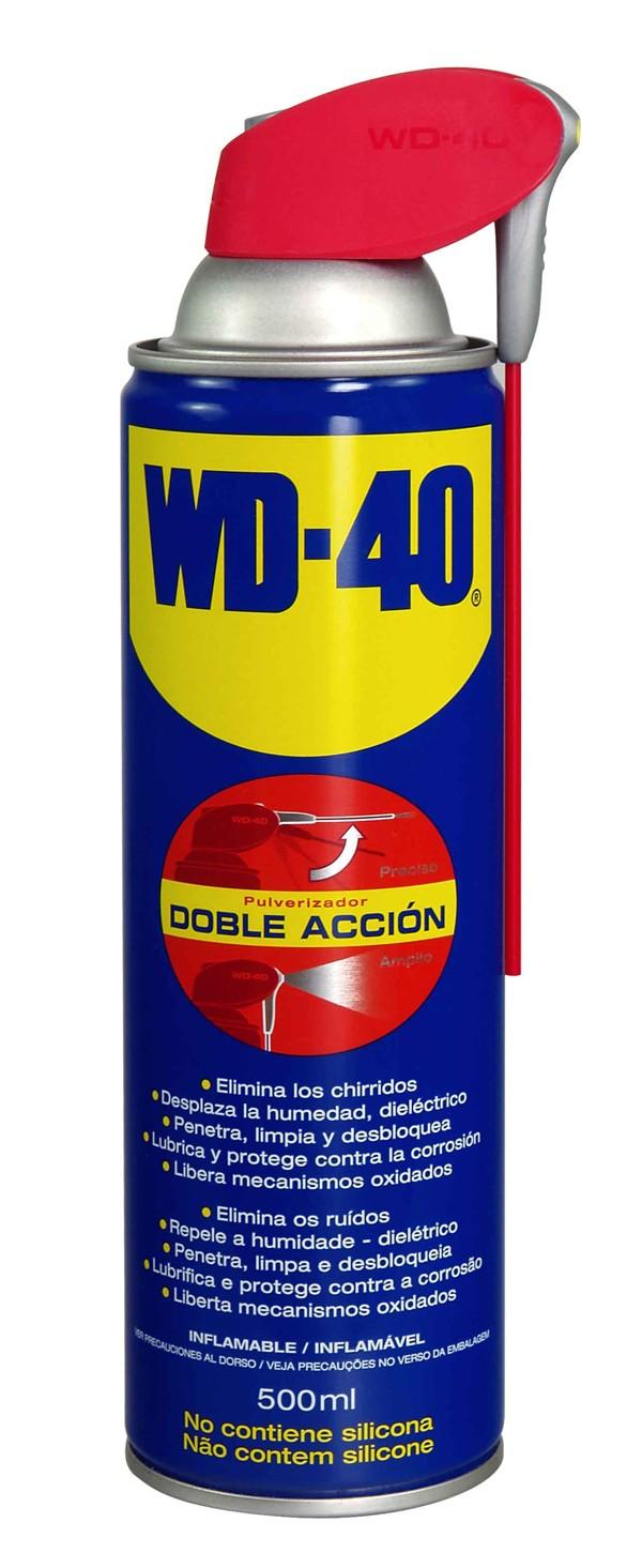 ACEITE MULTIUSO AEROSOL D ACCI WD-40 500 ML