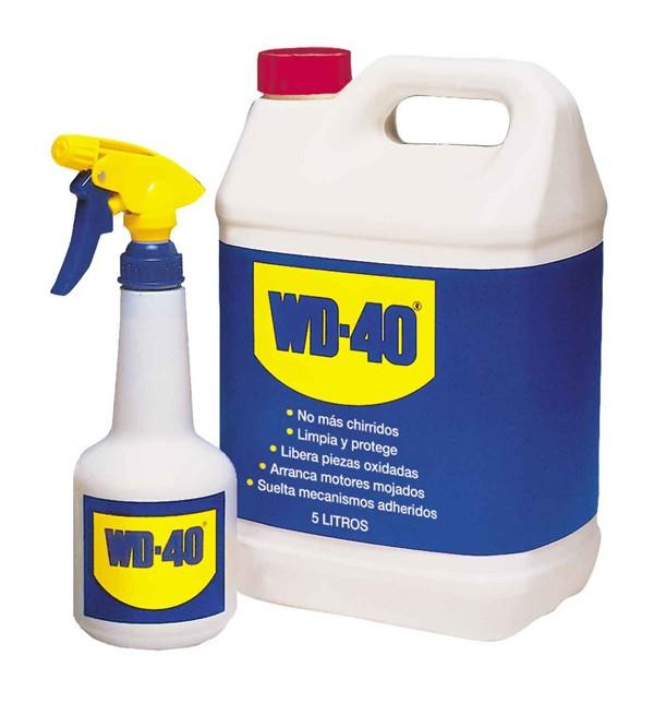 ACEITE MULTIUSO WD-40 5 L