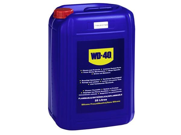 ACEITE MULTIUSO WD-40 25 L