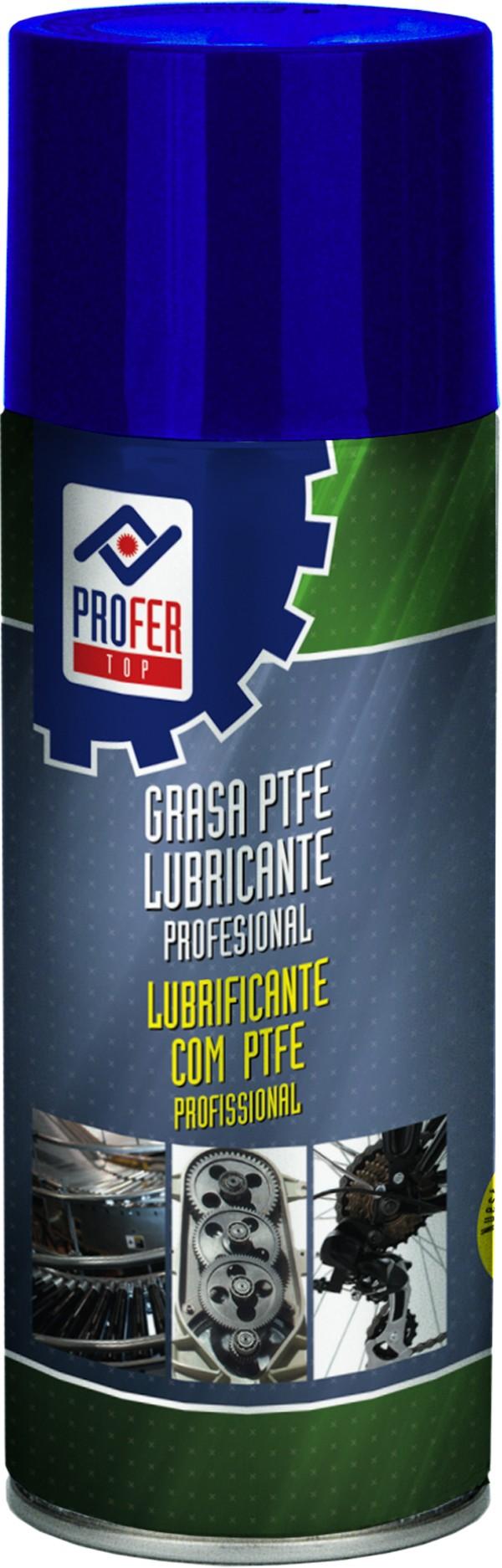GRASA LUBRICANTE PTFE PROFESIO PROFER TOP 400 ML