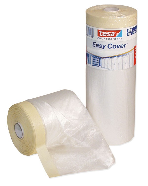 PROTECTOR + PLASTICO EASY COVER 33MX1400MM