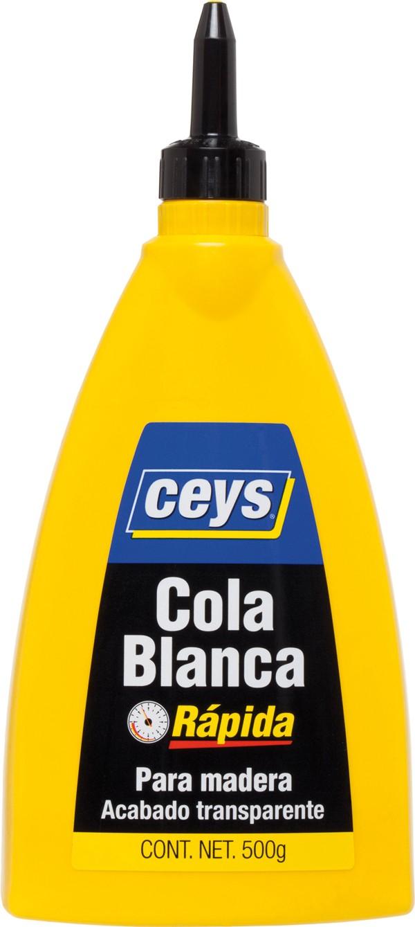 COLA BLANCA MADERA BIBERON CEYS 250 CM3