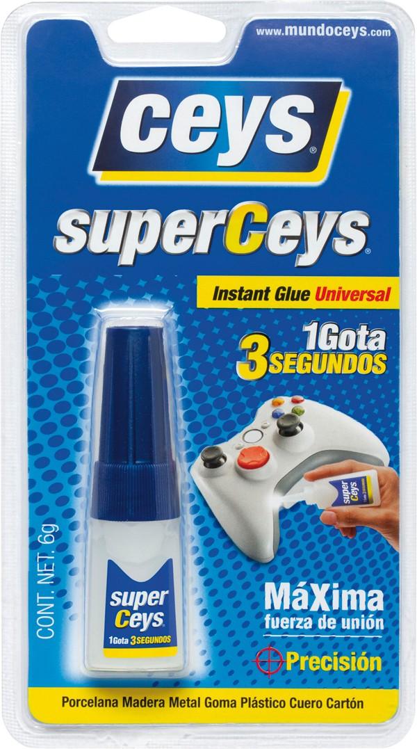 PEGAMENTO INSTANT SUPER BLIST CEYS 6 G