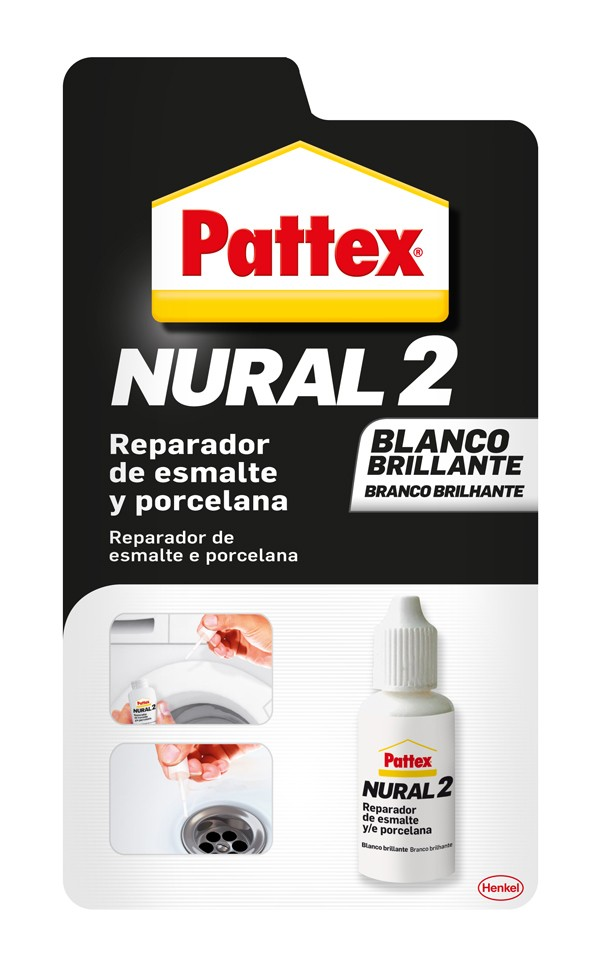 RESTAURADOR CERAMICO NURAL 2 PATTEX 20 ML