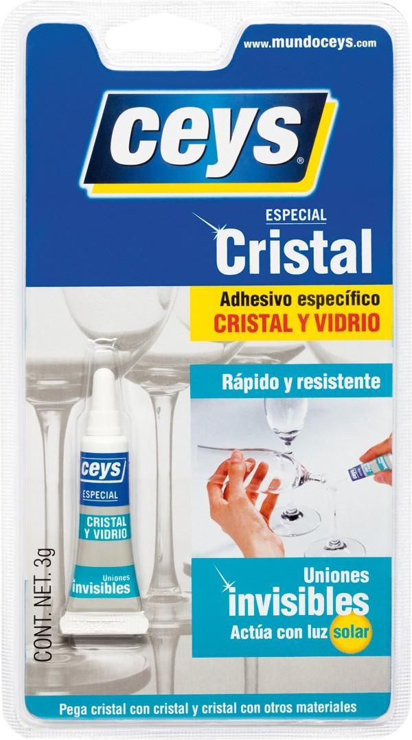 PEGAMENTO CRISTAL CEYS 3 CM3