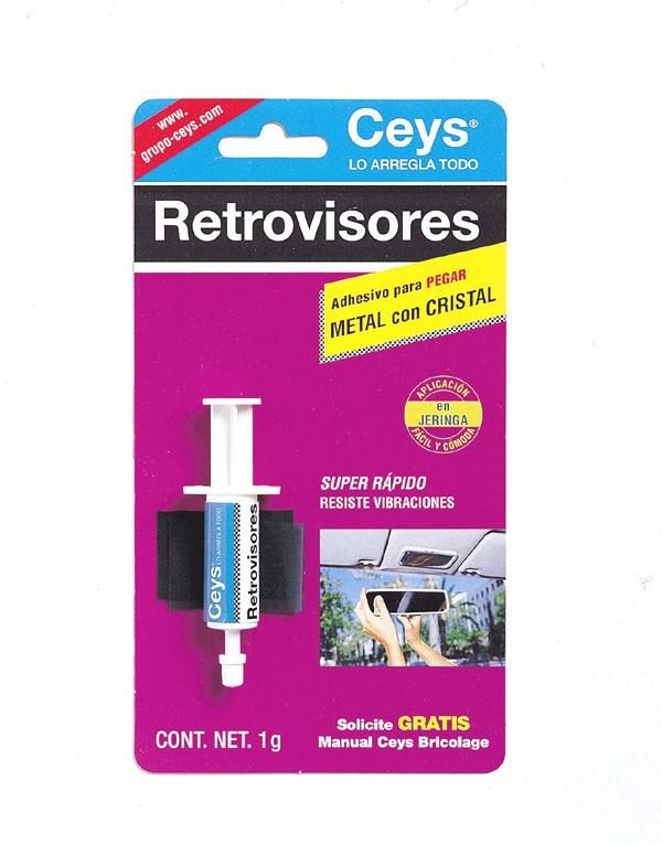 ADHESIVO RETROVISORES CEYS 1 G