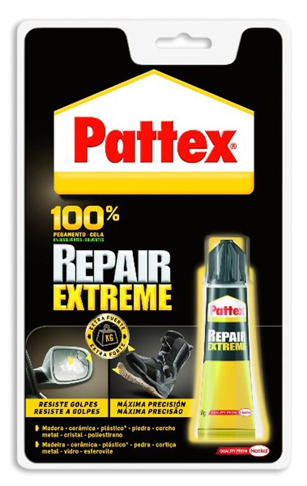 ADHESIVO REPARA EXTREME PATTEX 8 GR