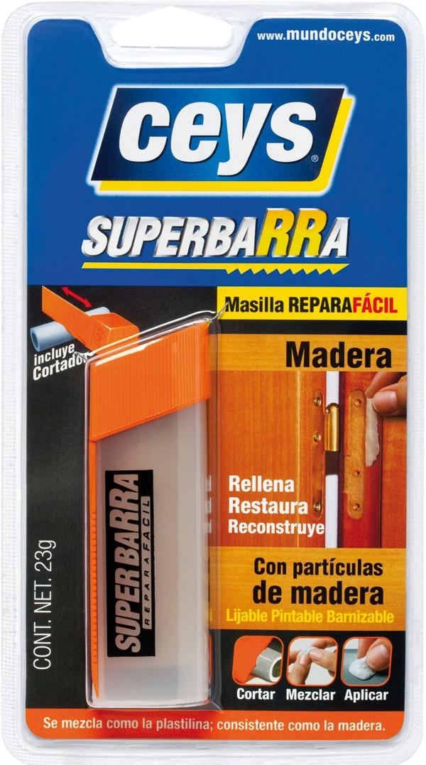REPARADOR EPOXI BARRA MADERA CEYS 23 G