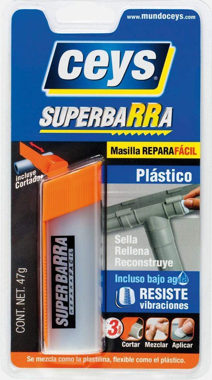REPARADOR EPOXI BARRA PLASTICO CEYS 47 G
