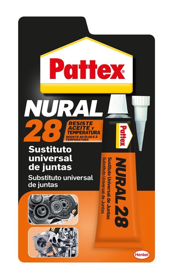 PEGAMENTO JUNTAS NURAL 28 PATTEX 75 ML