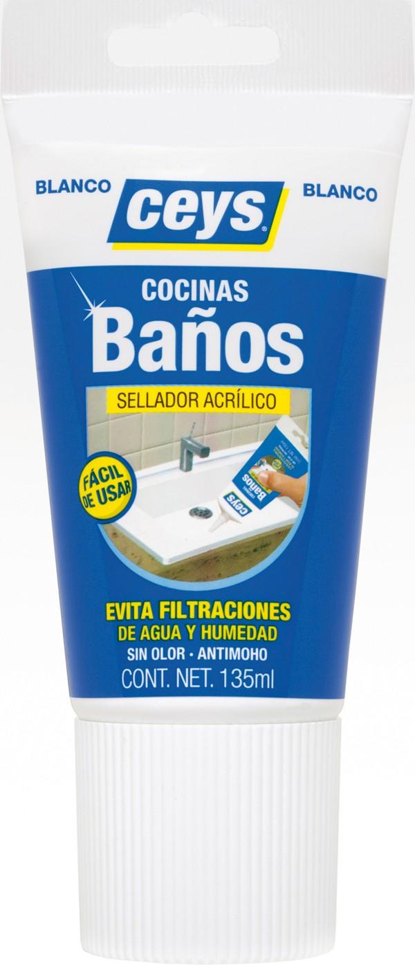 SILICONA TUBO BLANCA SELLACEYS 50 ML