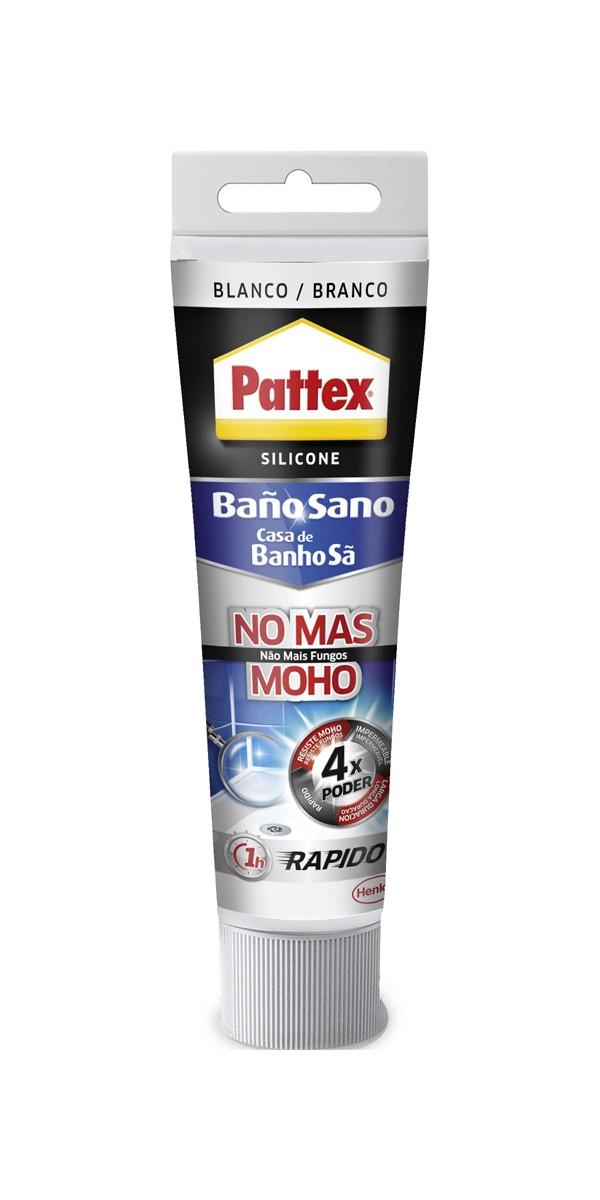 SILICONA TUBO NO MAS MOHO BLAN PATTEX 50 ML