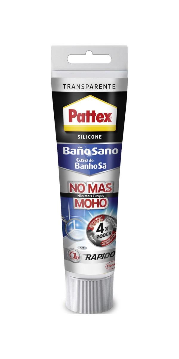 SILICONA TUBO NO MAS MOHO TRAN PATTEX 50 ML