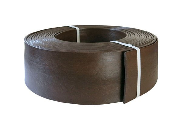 BORDURA PLCO MARRON+ACC NORTENE 9CMX10 M