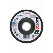 DISCO LAMINAS G60 XLOCK BOSCH 125 MM