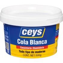 COLA BLANCA CARPINTERO CEYS 1/2 KG