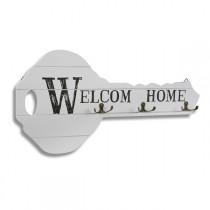 PORTALLAVES WELCOME HOME VERSA 51X26 CM