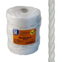 CUERDA POLIETILENO 5 MM BLANCO PROFER HOME 100 M