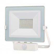 FOCO LED BLANCO IP65 C/SENSOR  50 W