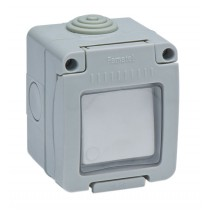 INTERRUPTOR ESTANCO C/LUZ IP55 FAMATEL 10 AMP