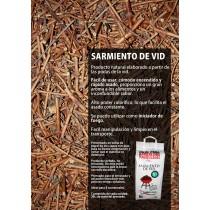 SARMIENTO DE VID BARBACOA TODOBRASA 5 KG