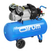 COMPRESOR 3HP C/ACEITE 9 BAR AIRUM 50 L