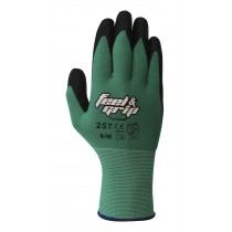GUANTE NYLON LATEX PALMA FEEL&GRIP T.8
