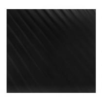 ESTRIBERA RAYADO NEGRA 3MM DICSA 1,25X15 M