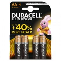 PILA ALCALINA POWERP BL4 LR06 DURACELL