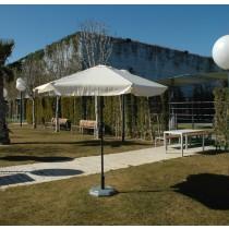 PARASOL ALUMINIO BEIGE PROFER GREEN 2.5 M