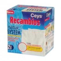 RECAMBIO BOLA ANTIHUMEDAD BL.2 CEYS