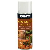 ACEITE PARA TECA SPRAY MIEL XYLAZEL 400 ML