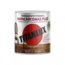 MATACARCOMA PLUS INCOLORO TITANXYL 750 ML