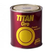 PINTURA ORO AMARILLO TITAN 50 ML