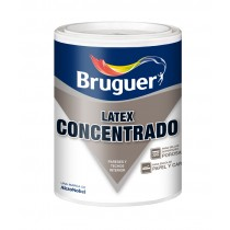 LATEX CONCENTRADO BLANCO BRUGUER 750 ML