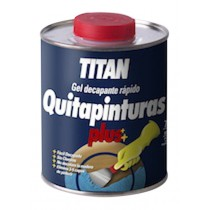 QUITAPINTURAS PLUS TITAN 2.5 L