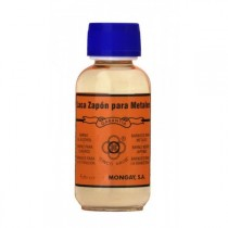 LACA ZAPON PARA METALES 125ML MONGAY CINCO AROS